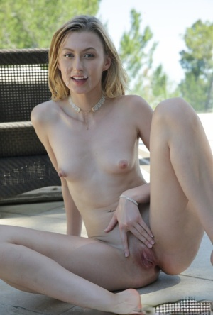 Nude female Alexa Grace gets banged from a POV perspective